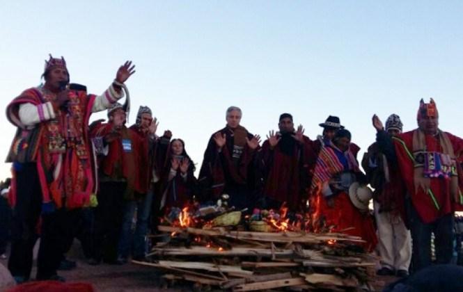 Mira como se recibió el Año Nuevo Andino Amazónico 5524