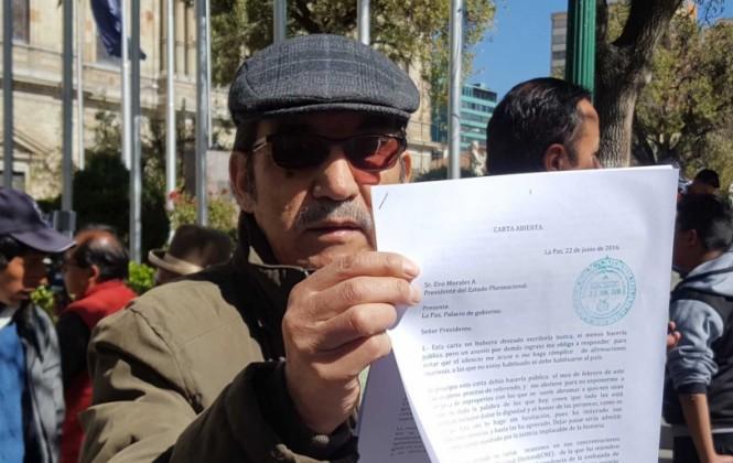 Lazarte niega versión de Morales de que embajada de EEUU hubiera instruido no dar personería a ASP