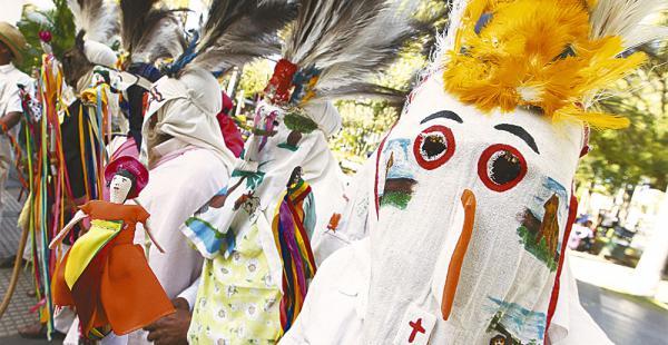 Los yarituses serán uno de los atractivos de la fiesta en San Javier