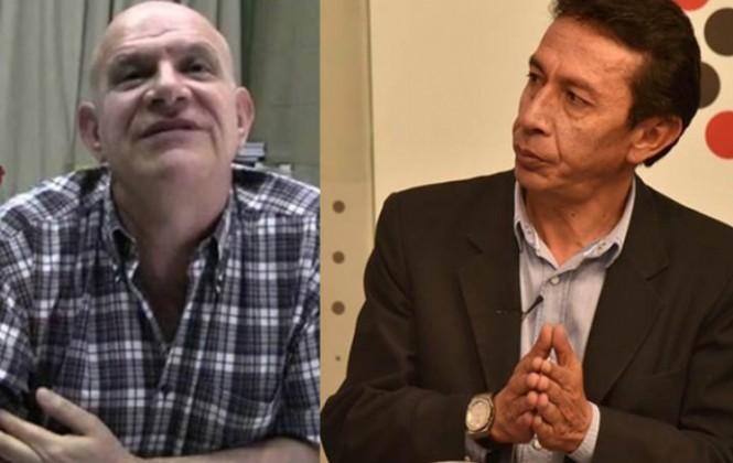 Advertencia de Pablo Groux en canal de TV generó polémica en Twitter con periodista Carlos Valverde