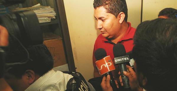 Detención Preventiva Para El Gerente De Westeco Paúl Cuéllar, gerente de esta firma, prefirió callar. Su palabra será relevante para esclarecer el tema
