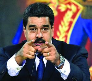 Maduro felicita a Bolivia por ingresar al Consejo de Seguridad