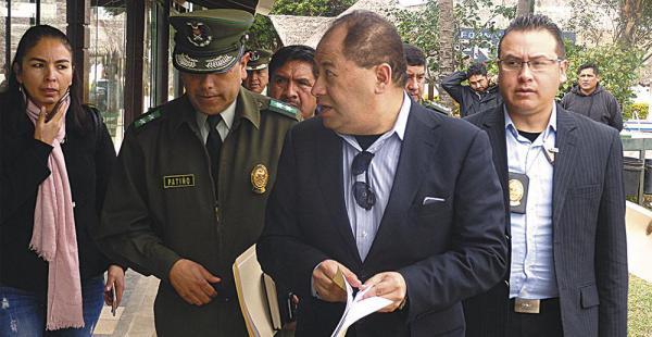 El ministro Romero dice que los delincuentes usan recursos legítimos y distorsionados para salir de prisión