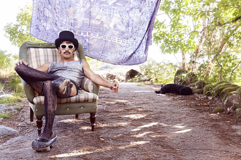 El Freddie Mercury del folclore asturiano que revolucionó Internet