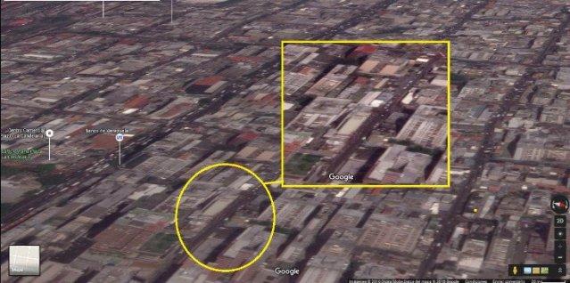 Colas google maps