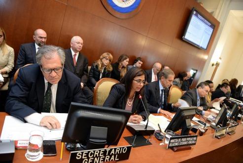 Canciller-Venezuela-OEA