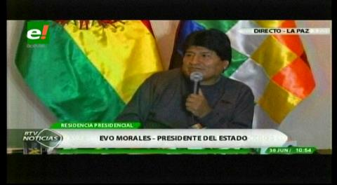 """Evo sobre Ismael Cala: """"Algunos vienen a molestar y a conspirar"""""""