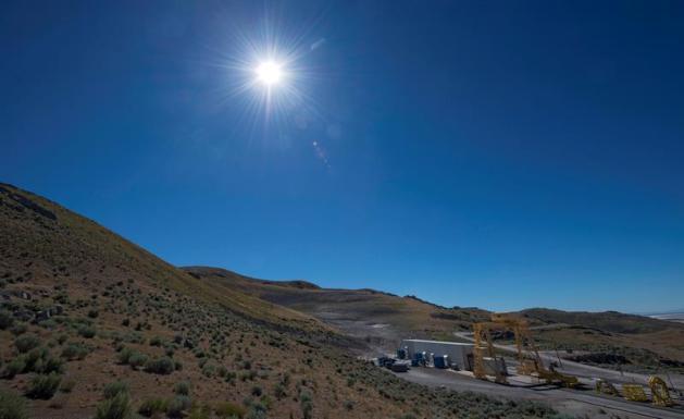 La Agencia realizó la prueba del cohete en tierra, en las instalaciones de su Centro de Sistemas de Propulsión Orbital ATK, en Utah (Estados Unidos). EFE