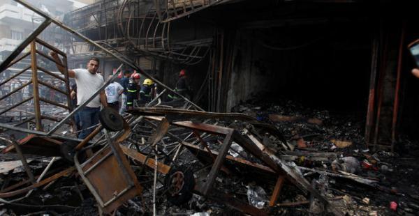 Se trata del peor atentado terrorista en Irak en lo que va del año