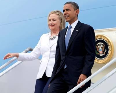 Barack Obama acompañará a Hillary en una serie de evento de alto perfil para enfrentar a Donald Trump. / AP