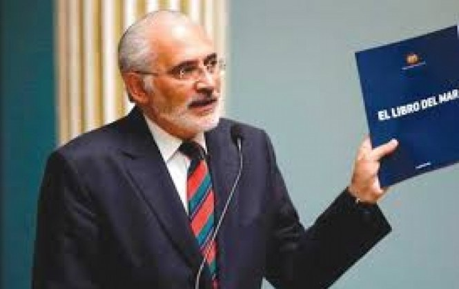 """Carlos Mesa: Chile pasó del """"hay que abrirle una puerta a Bolivia"""" al """"no señor, no señor"""""""