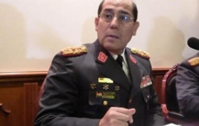 Envían a la cárcel a excomandante del Ejército implicado en delitos de corrupción