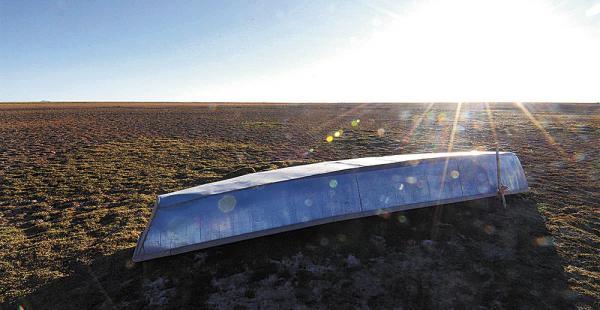 El lago Poopó los alimentaba, ahora buscan formas de sobrevivencia