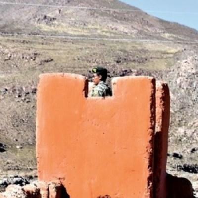 Audio revela presunto negociado entre militares y una empresa