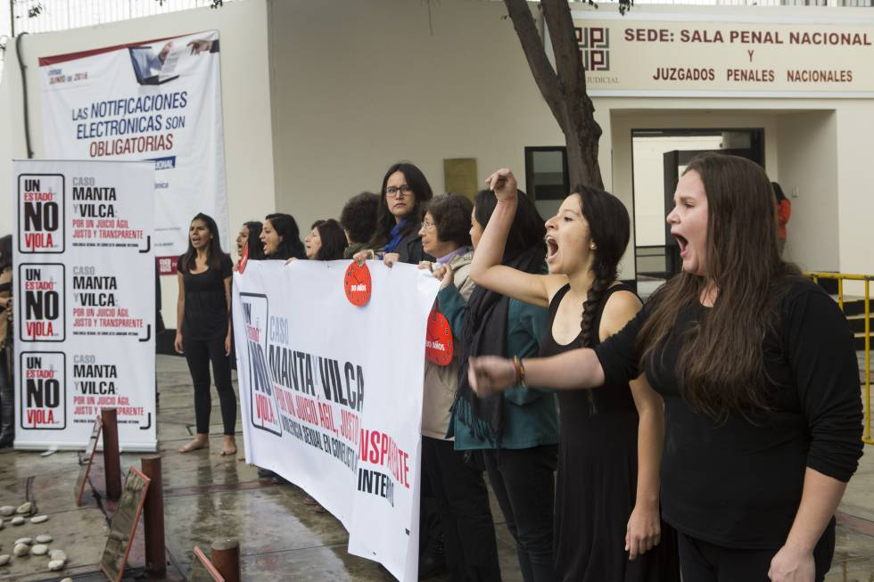 Activistas piden un juicio ágil, justo y transparente.