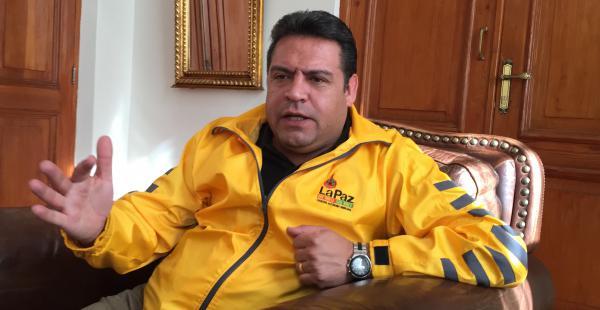 El burgomaestre de la sede de Gobierno habla de los motivos de festejo de la ciudad de La Paz.