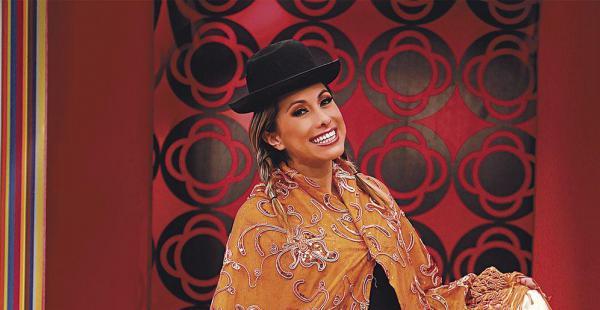Grisel Quiroga. Hace nueve años que la presentadora de Unitel vive en Santa Cruz, salió de su natal La Paz cuando acabó el bachillerato y se fue a Brasil, pero siempre aprovecha para encargar llauchas y marraquetas. Le encantan.