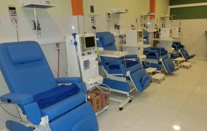 Enfermos renales podrán recibir tratamiento de hemodiálisis en la clínica Fides