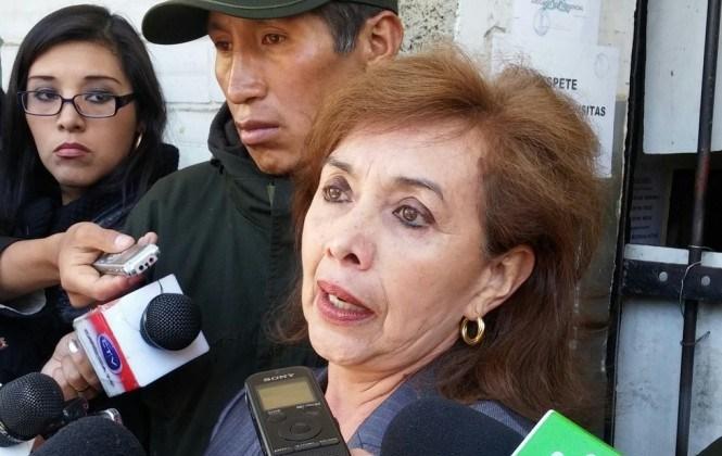 Aprehenden a la abogada Teresa Montaño y ella denuncia que un fiscal le pidió $us 10.000