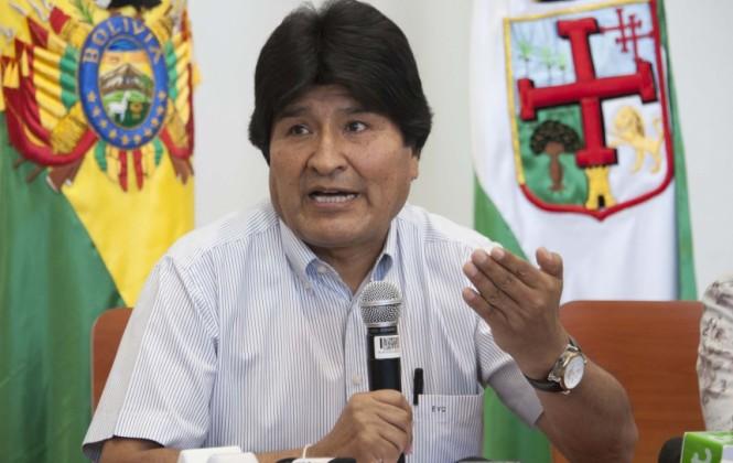 """Evo dice que tiene """"confianza"""" en la presidenta Bachelet"""