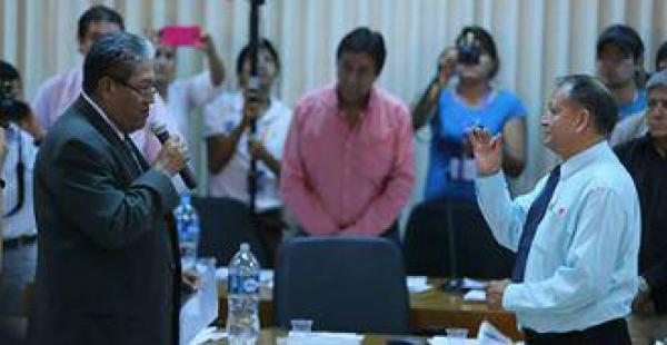 El abogado Róger Guzmán resultó elegido por el ICU como el quinto vocal de la Corte Electoral Permanente