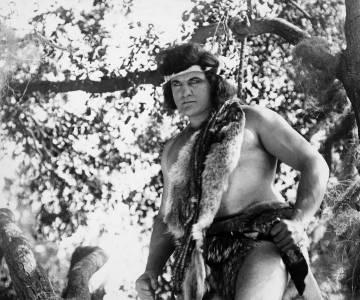 Elmo Lincoln pasó de interpretar a Tarzán a picar en la mina.