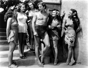 Tita Cervera (quinta mujer del actor) acabó lanzando las cenizas de Lex Barker al mar Mediterráneo desde su chalet de Sant Feliú de Guíxols (Gerona).