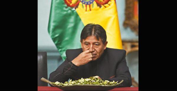 Choquehuanca dice que la prepotencia chilena no se pudo superar por 50 años