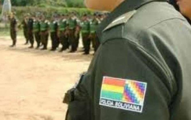 En Pando, dos policías son sentenciados a tres años de prisión