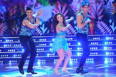 showmatch 2016 Marcelo Tinelli Angela Torres Vico D Alessandro