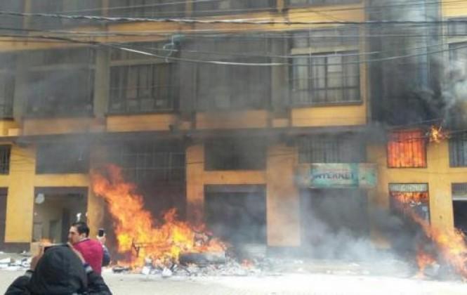 Apelarán a la ONU y OEA para agilizar investigación de la quema de la Alcaldía de El Alto