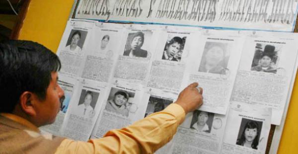 La trata y tráfico de personas afecta a cientos de familias en el país