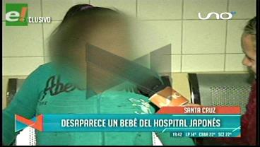 Desaparece un bebé recién nacido del Hospital Japonés