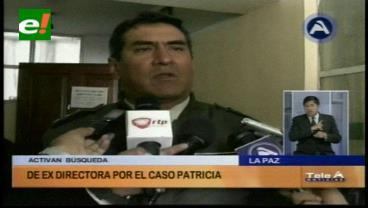 La Paz: Inteligencia de la Felcc busca a prófuga en el caso Patricia