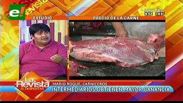 Carniceros analizan una demanda contra el presidente de la CAO por calumnias