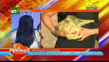 Intentan raptar a un niña en la avenida Cumavi