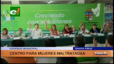 """Gobierno Municipal aprueba Ley de la Casa de Acogida y Refugio Temporal """"Ana Medina"""""""