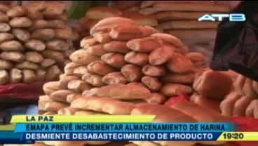 Emapa sostiene que no existe motivo para incrementar el precio del pan