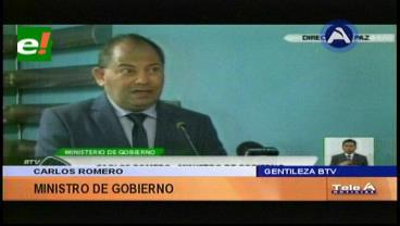 Transporte pesado pierde en protesta, dice Romero