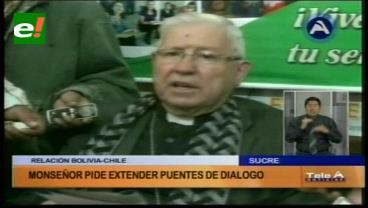 A gobernantes de Bolivia y Chile: Iglesia Católica pide evitar conflicto y buscar diálogo