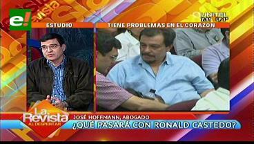 Defensa de Ronald Castedo pide que lo separen del juicio por Caso Terrorismo