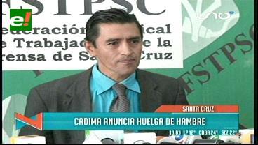 Miguel Cadima denuncia que lo quieren matar