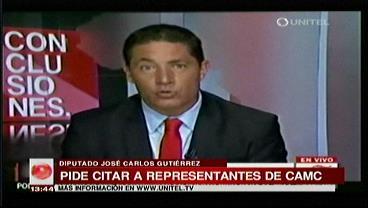 """Oposición critica el """"show"""" del Gobierno en citaciones a periodistas de CNN"""
