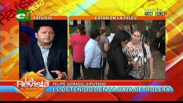 """Califican como """"opresora"""" la detención de 15 funcionarios de la CPS"""