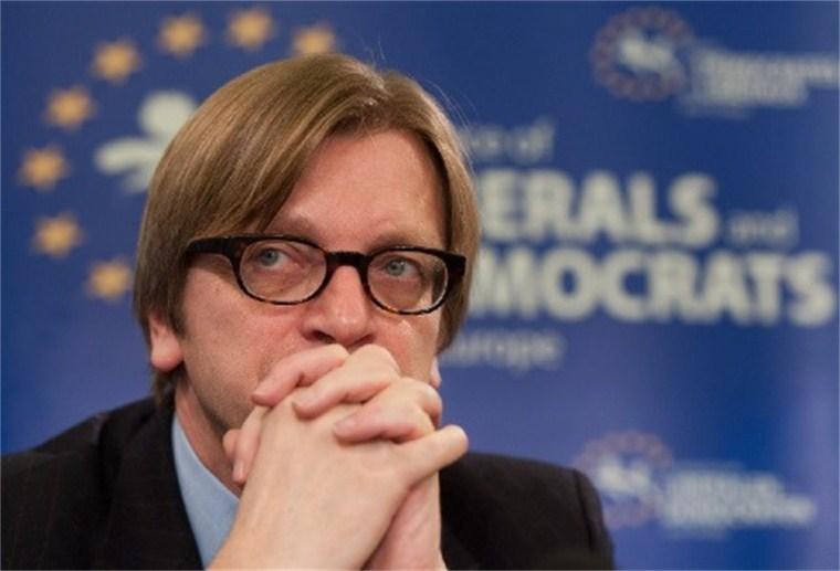 Verhofstadt-ALDE