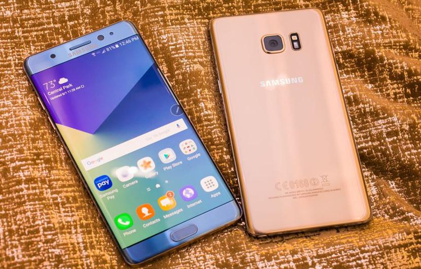 El Samsung Galaxy Note 7