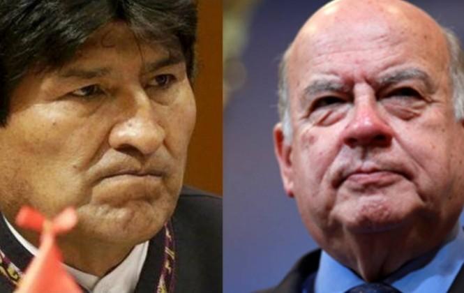 Río Lauca: Morales asegura que agente de Chile se burla de sí mismo