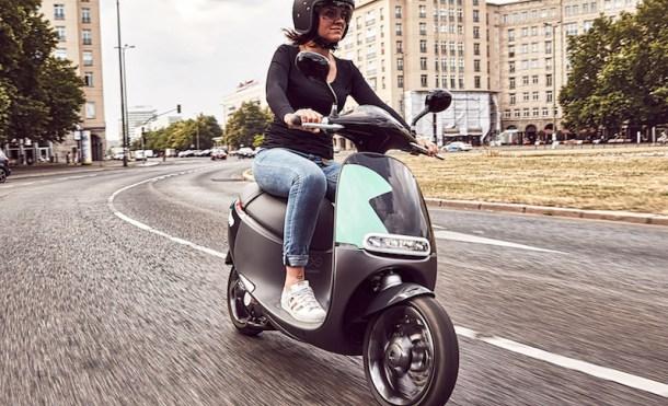 Cout es el servicio para compartir eScooters creado por Bosch