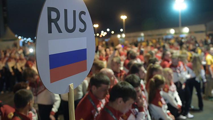 COI: 270 deportistas rusos podrán participar en los Juegos Olímpicos
