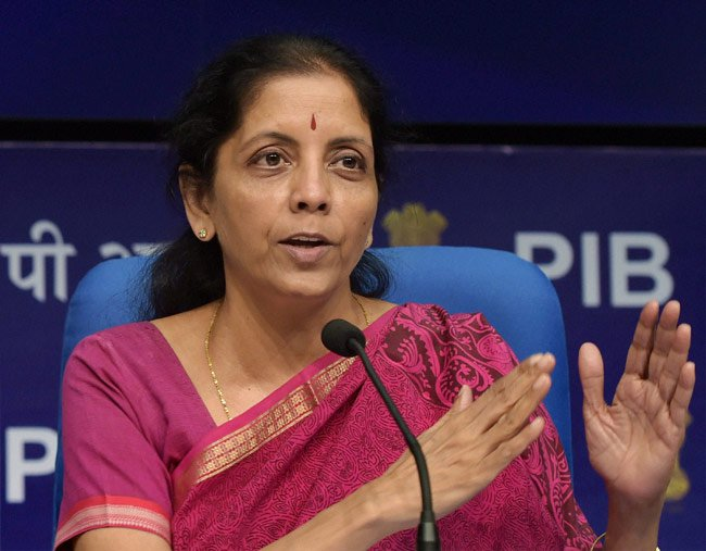 Nirmala Sitharaman / India Today